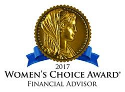 2017 Women's Choice Award - Financial Advisor