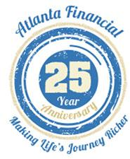 AFA 25th Anniversary Logo