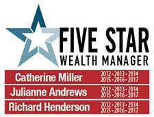 Five Star Wealth Management | 2012 - 2017
